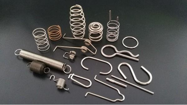 上海彈簧廠定做不銹鋼壓縮彈簧扭簧拉簧異形簧