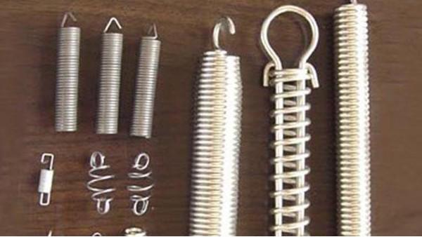減振彈簧有哪幾種?